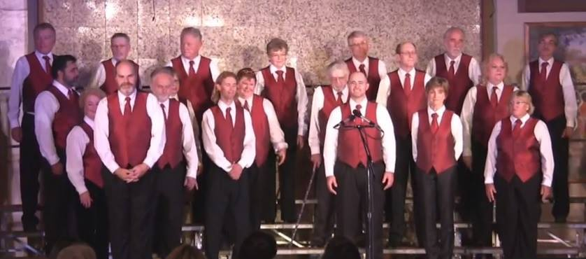 The Stockton Portsmen Chorus